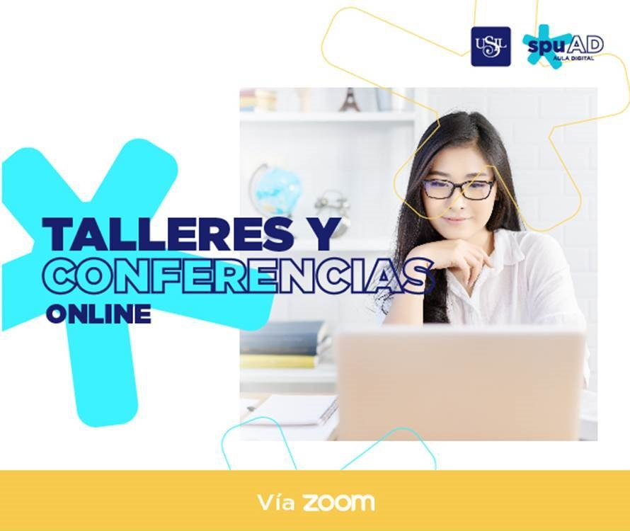 USIL Talleres y conferencias online2