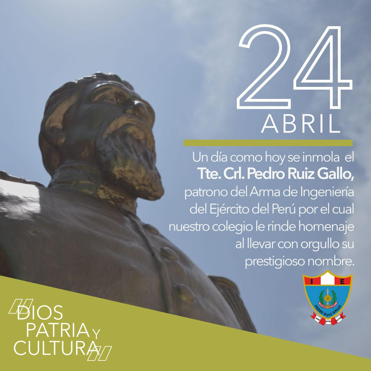 Pedro Ruiz Gallo