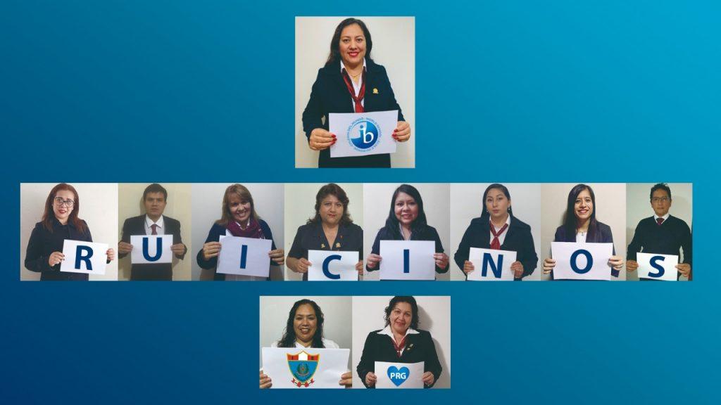 docentes del PD-IB